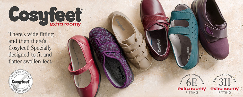 Cosyfeet wholesale banner