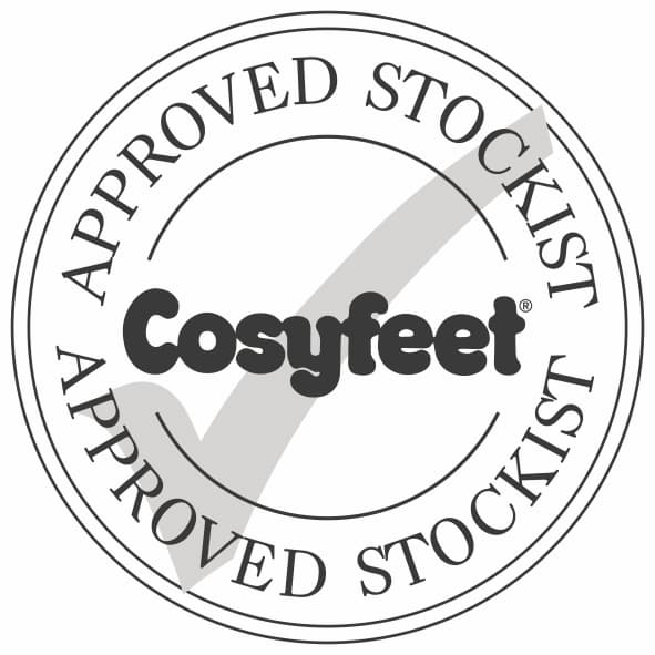 Cosyfeet_Approved_Stockist_Grey_CMYK_Small